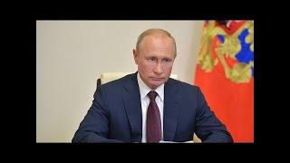 Путин прокомментировал вывешенный на здании посольства США флаг ЛГБТ (на 26:41 минуте)