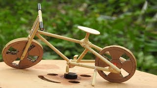 How to make a wooden bikecle for kid