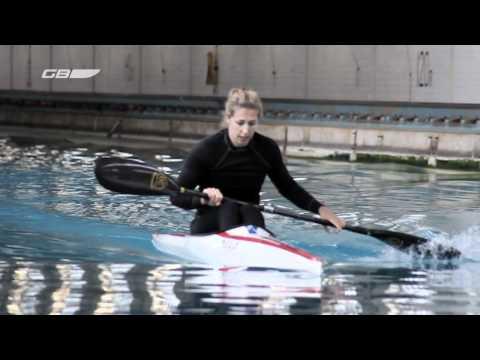 GB Canoeing 200m Canoe Sprint Testing