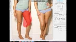 Как обработать фото в фотошопе ! Видео урок фотошопа. Как похудеть.Video Tutorial Photoshop.(Как обработать фото в фотошопе ! Видео урок фотошопа. Как похудеть., 2013-05-29T19:21:16.000Z)