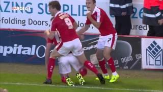 Barnsley 3-5 Everton Highlights (15/16)