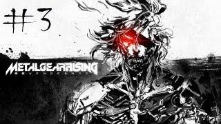 Metal Gear Rising Месть Часть 3 Холодный Ветер