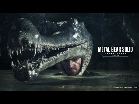 Metal Gear Solid 3 HD Nvidia Shield TV...