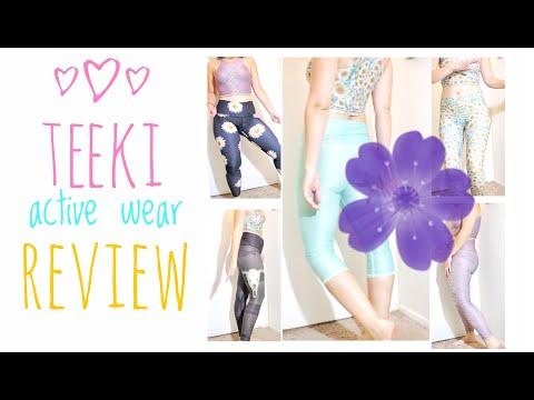 Teeki Yoga Pants In Depth Review