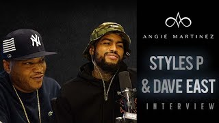 Dave East & Styles P Weigh In on NBA Drama, Mega Millions + Joint Album