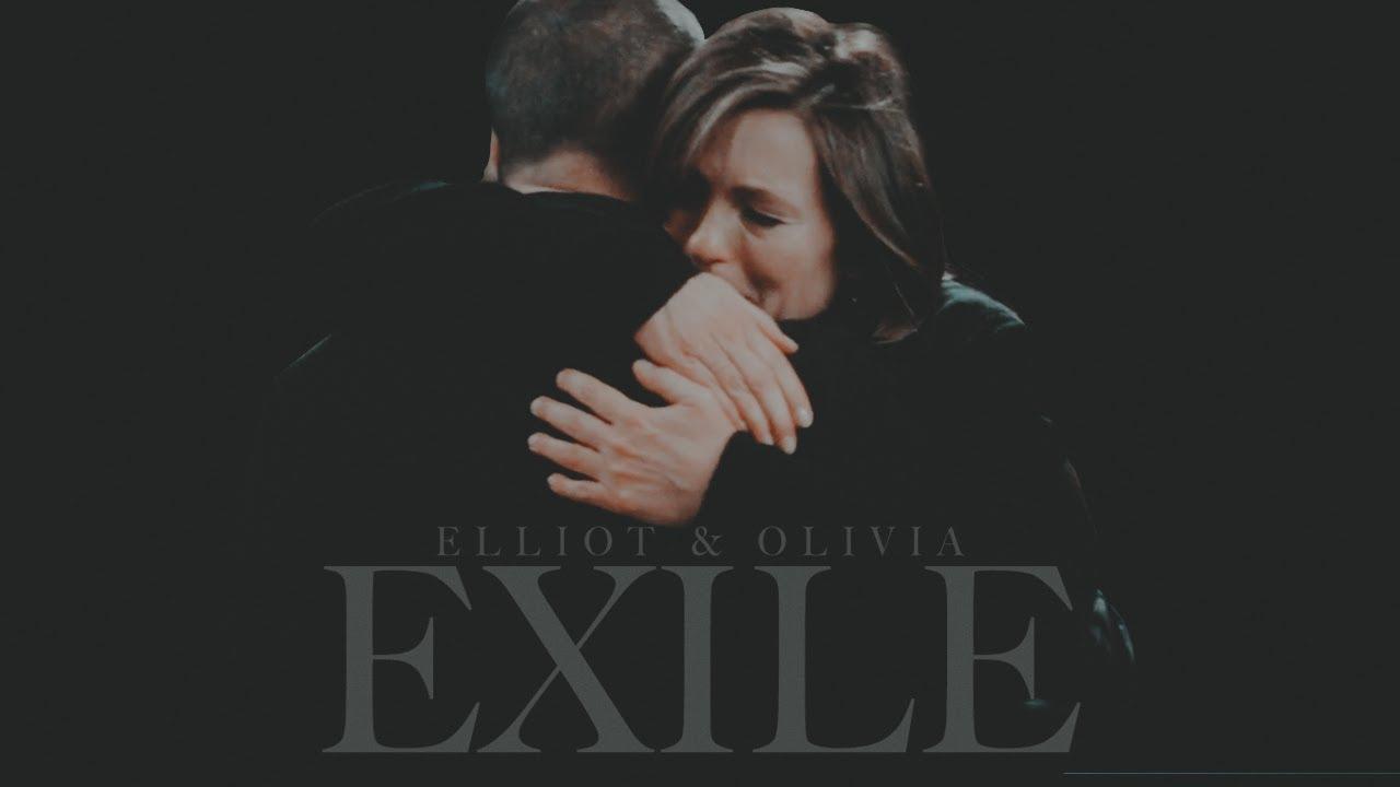 elliot & olivia — exile