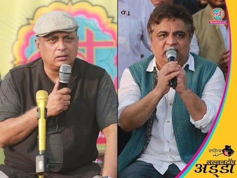 Piyush Mishra & Swanand Kirkire talking about Bollywood struggle  Lallantop Adda  Sahitya Aajtak
