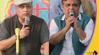 Piyush Mishra & Swanand Kirkire talking about Bollywood struggle | Lallantop Adda | Sahitya Aajtak