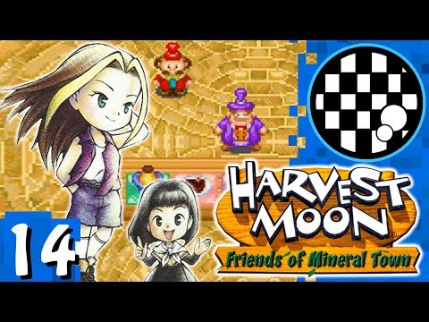Harvest Moon: Friends of Mineral Town | PART 14