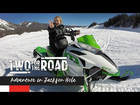 Episode Promo: Two for the Road: Adventure in Jackson Hole, Wyoming