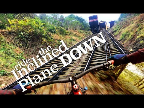 Inclined Plane Trails // Johnstown, PA // Ride Edit