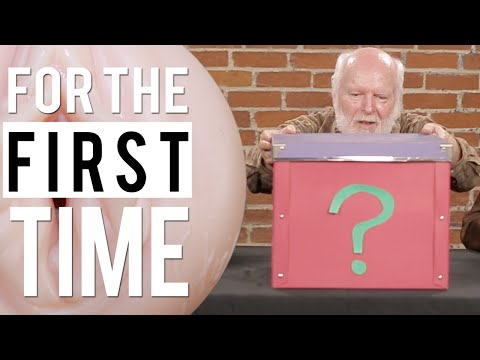 Old People Unbox Sex Toys 'For the First Time' Part 2