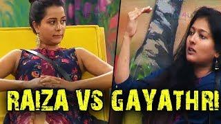 BIGG BOSS - 10th August 2017 - Promo | Oviya Replaced By Raiza | Gayathri Vs Raiza Fight | Exclusive