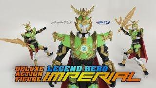Download Video LEGEND HERO : Deluxe Action Figure IMPERIAL MP3 3GP MP4