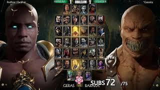 Mortal Kombat 11 Ultimate   METAXX   Full Tournament! TOP8 + Finals