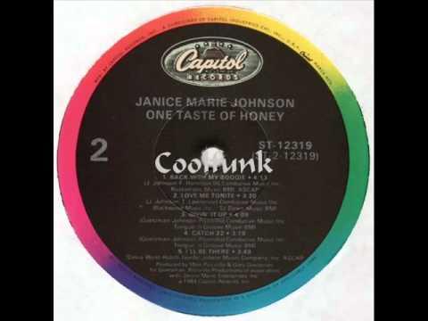 Janice Marie Johnson - Givin' It Up (Disco-Funk 1984)