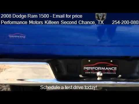 2008 Dodge Ram 1500 St For Sale In Killeen Tx 76543