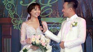 """Hari Won hỏi Sốc Trấn Thành ngay đám cưới: """"Anh có đủ tiền nuôi em suốt đời?"""""""