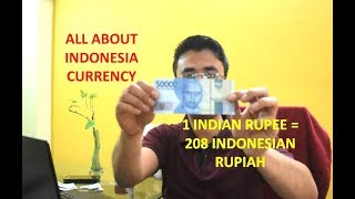 Gambar cover Bali Indonesia Money and Currency Travel Vlog In Hindi - Bali Tourist Scams 2018