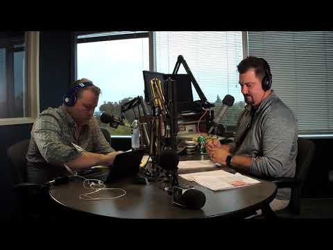 """Join Mike Driggers and Brandon Hintz on """"In The Now Radio"""" as we talk with Jim Britt"""