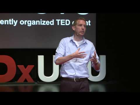 Reimaging Empathy: The Transformative Nature of Empathy | Paul Parkin | TEDxUVU