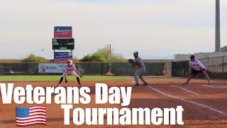 Veterans Day Baseball Tournament