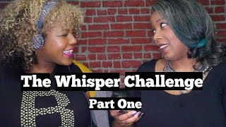 Whisper Challenge With @RhapsoDani Thumbnail