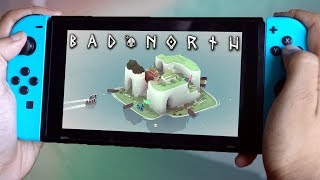 Bad North REVIEW | Nintendo Switch, Xbox One, PS4, PC (Video Game Video Review)