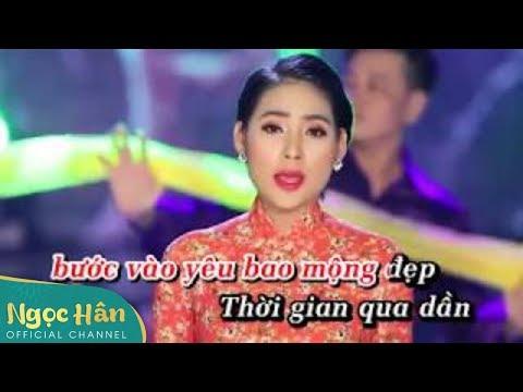 Karaoke Ngàn Thu Vĩnh Biệt - Karaoke Song Ca Bolero Beat Chuẩn | Karaoke || Ngọc Hân Official
