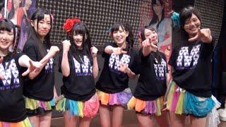 2015年5月24日、仮面女子・スチームガールズ 水沢まい(24)の生誕祭...