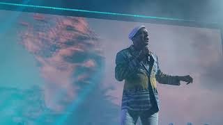 Gorillaz - The Lost Chord feat. Leee John Live at The O2 Arena, London, 11/08/21