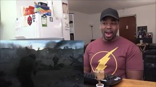 Official Call of Duty®: WWII Reveal Trailer REACTION!!!