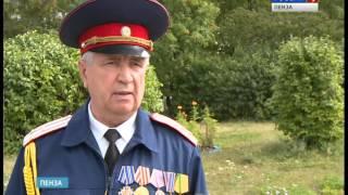 Пензенские кадеты почтили память погибших в Беслане в 2004 году