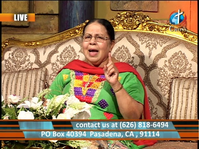 The Light of the Nations  Rev. Dr. Shalini Pallil Indian 10-23-2018