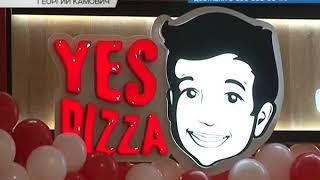 Открыт ресторан популярной всероссийской сети YES PIZZA