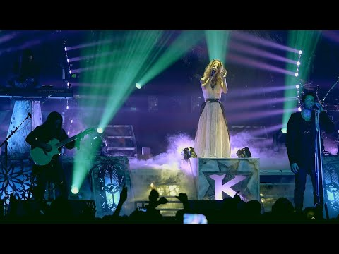 KAMELOT - Under Grey Skies ft. Charlotte Wessels (Official Live Video)  | Napalm Records