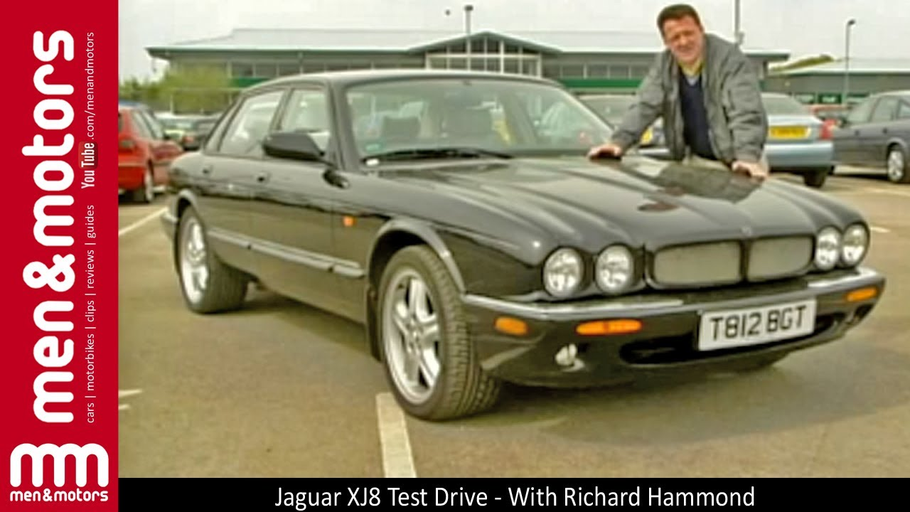 Jaguar XJ8 Test Drive - With Richard Hammond