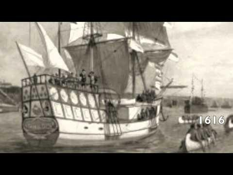 Samuel de Champlain's life