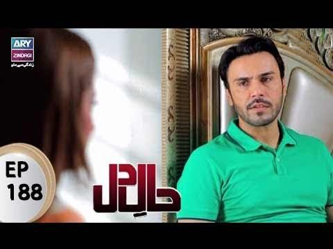 Haal-e-Dil - Ep 188 - ARY Zindagi Drama