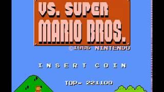 Nes Longplay [858] VS. Super Mario Brothers (Unlicensed)