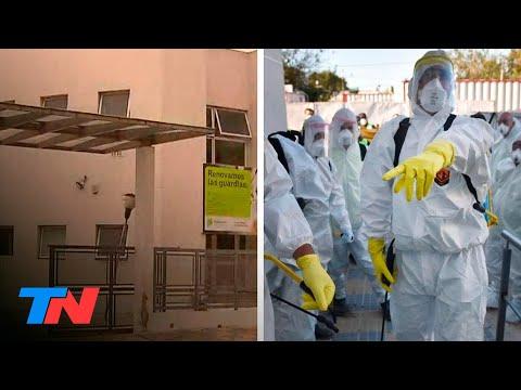 Coronavirus en la Argentina | Preocupación por el contagio de profesionales de la salud