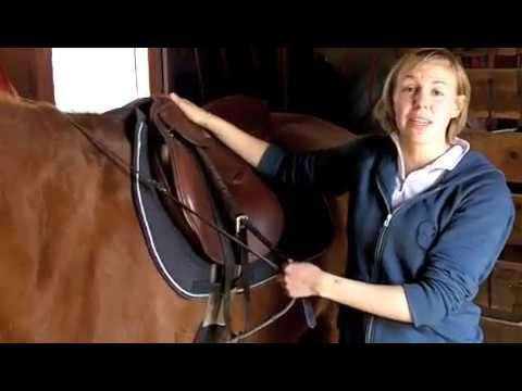 How to adjust stirrups