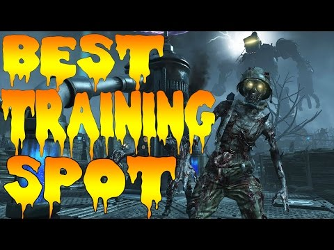 ORIGINS BEST TRAINING SPOT! (Bo3 Zombies High Round Guide)