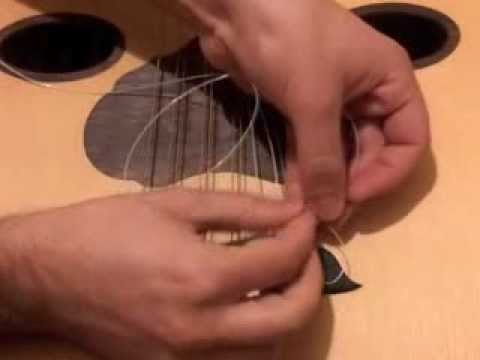How to Change Oud Strings