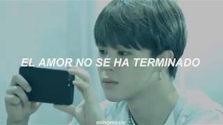 Download lagu Love is Not Over - BTS  [Traducida Al Español]