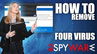 How to remove Four Virus