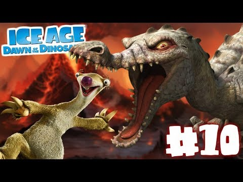 RUDY CHASE SID!!!-Ice Age Dawn of the Dinosaurs Ep. #10