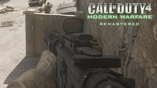 m4 carbine op crossfire modern warfare remastered