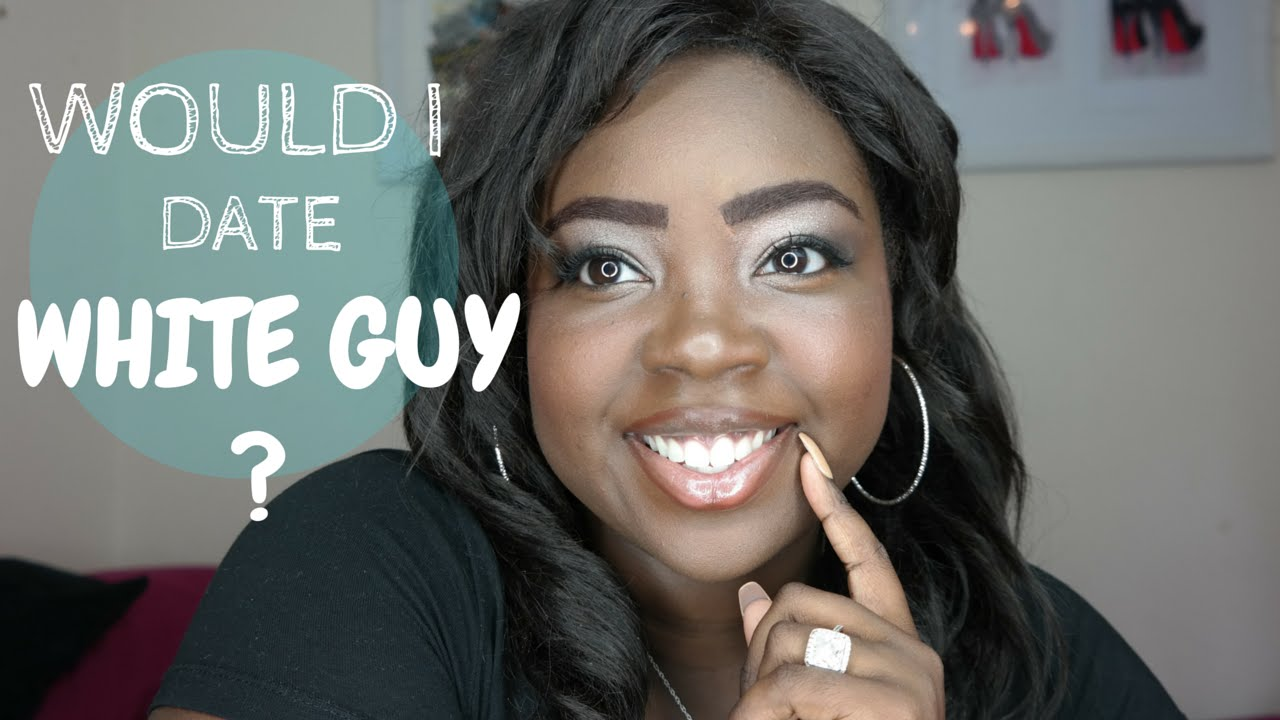 Black girl dating white guy tips