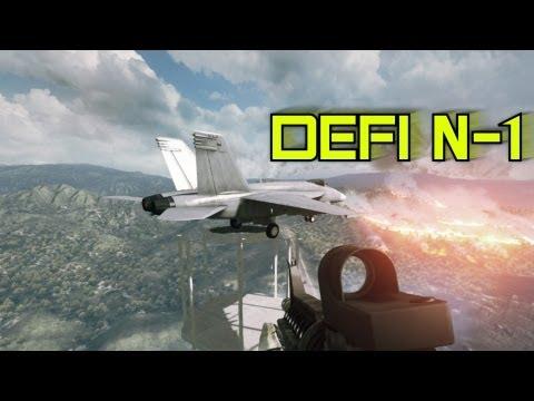 Défi #1 - Atterrir avec l'avion sur la tour de Caspian Border